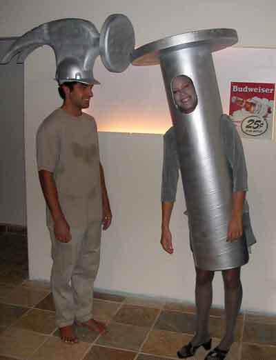 Dorky costumes
