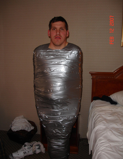 the wonders of duct tape